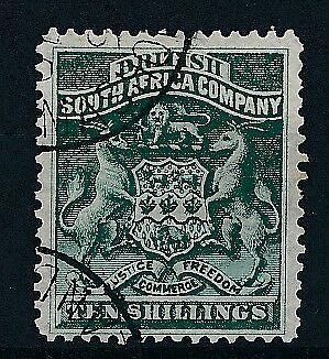 [38714] South Africa Rhodesia 1890/93 Good stamp Very Fine used Value $140