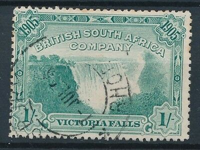 [38737] South Africa Rhodesia 1905 Good stamp Very Fine used