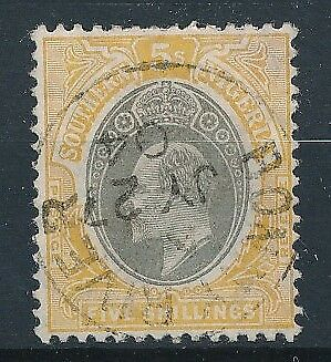 [38976] Southern Nigeria 1904 Good stamp Very Fine used Value $80