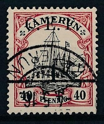 [39195] British Occupation German Cameroon 1915 Good stamp Very Fine used