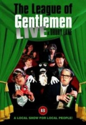 The League Of Gentlemen: Live At Drury Lane [DVD] [1999] -  CD EUVG The Fast