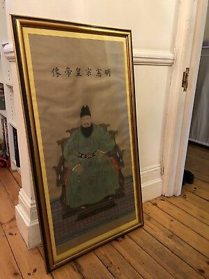 Chinese Antique Style Painting