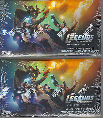 DC Legends of Tomorrow Seasons 1 & 2 - Winner Gets 2 (TWO) Boxes