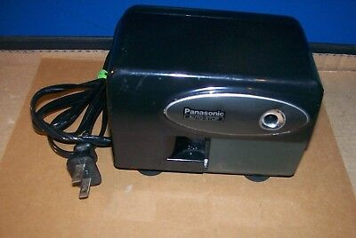 Panasonic Model Kp-310 Electric Pencil Sharpener With Auto Stop