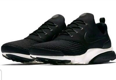 Details about Nike Air Presto Fly World BRS 1000 Duralon Black Lace Up Trainers UK 9, EUR 44