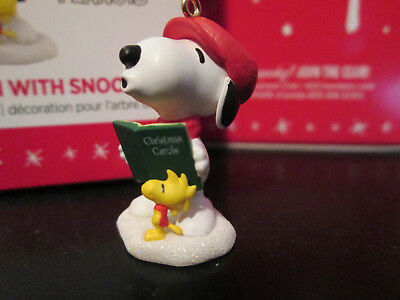 Winter Fun With Snoopy 19 - Miniature Peanuts Hallmark 2016