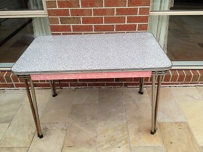 1950's Art Deco Dining Table