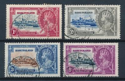 [50800] Basutoland 1935 good set Used Very Fine stamps