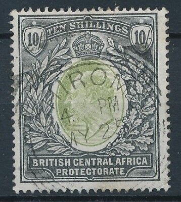 [50930] British central Africa 1903 good Used Very Fine stamp $140