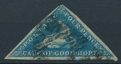 [51013] Cape of good Hope 1855-58 good Used Very Fine stamp