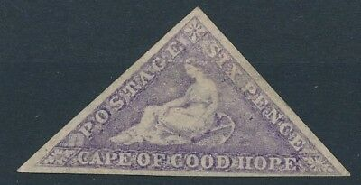 [51014] Cape good Hope 1855-58 Very good Mint no gum VF stamp (2 pics in desc)