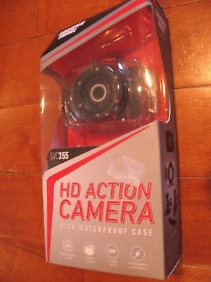 Sharper Image Hd Action Cam 1000 Picclick