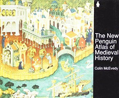 The New Penguin Atlas of Medieval History: Revised Edition (Hist Atlas) New Pape