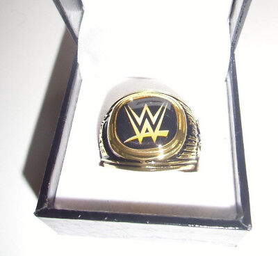 Wwe Hall Of Fame Ring Neu+Limited Edition+Schmuck-Box 2K19 Wwf Replica Wrestling