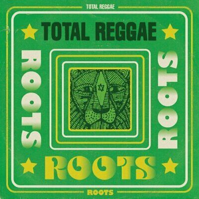 Various Artists - Total Reggae - Roots - Various Artists CD UCVG The Cheap Fast