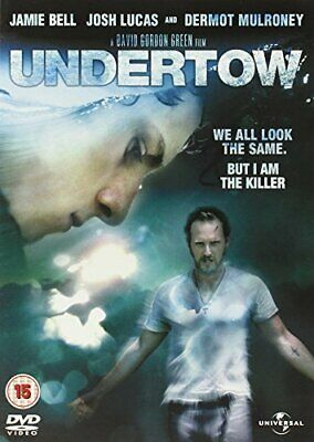 Undertow [DVD] - DVD  EIVG The Cheap Fast Free Post