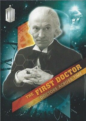 Doctors Across Time 1 of 13 First Doctor Who Timeless 2016 William Hartnell