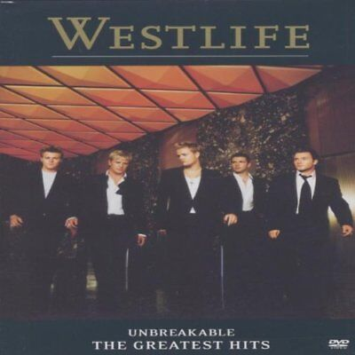 Westlife - Unbreakable - The Greatest Hits [DVD] [2003] - Westlife CD 7GVG The