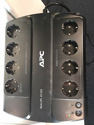 apc back-ups es 550*Batterie Back Up*USV