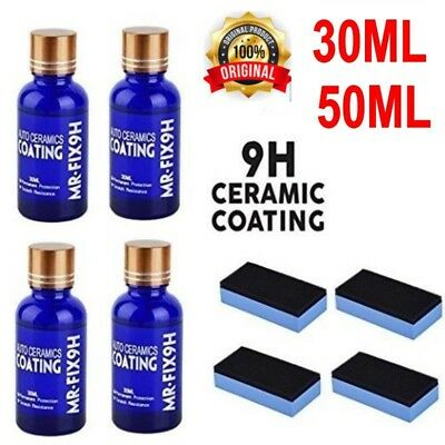 30ML/50ML 9H MR FIX ORIGINAL SUPER CERAMIC CAR COATING Wax