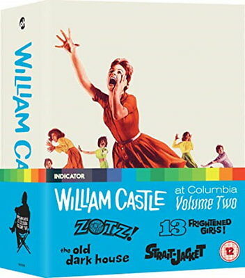 William Castle Box Set Volume Two - Limited Edition [New Blu-ray]