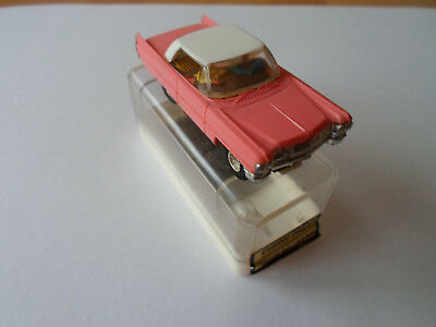 Faller ams: Cadillac Coupe, Pink, mit OVP