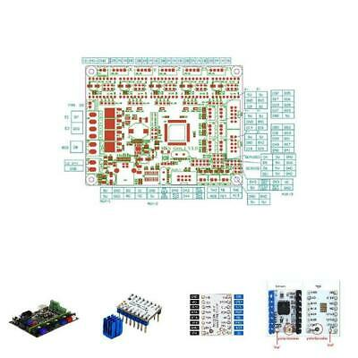 For MKS GEN L Compatible with 12864 LCD Display Support TMC2208 Motor Driver AU