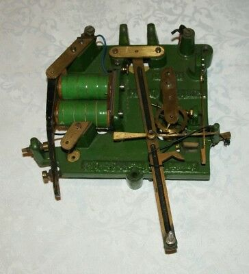 Large  Heavy MASTER Clock Part Mechanism/System (GENTS' Possibly)