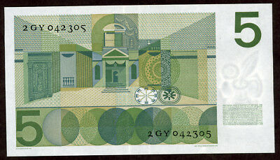 Netherlands 5 Gulden 1966  Note  !!!! Xf
