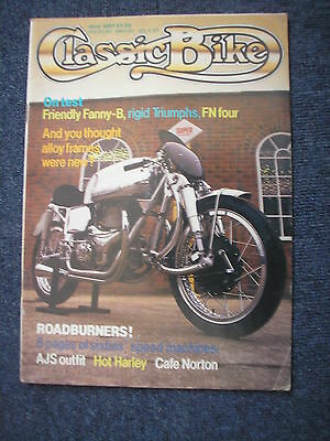 Classic Bike Magazine June 1987