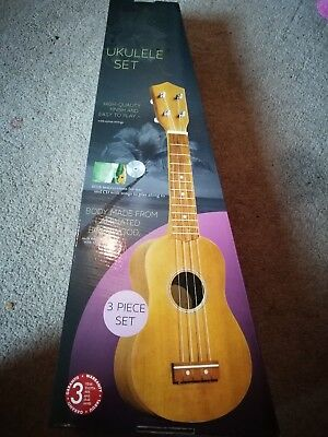 Ukulele Set With Instruction CD