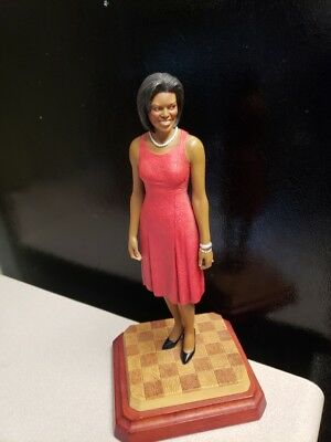Thomas Blackshear Michelle Obama figurine