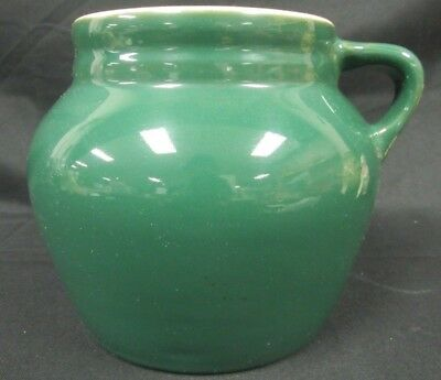 Vintage Hall Pottery Bean Pot with Lid L741
