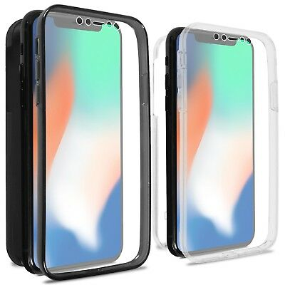 CoverON SlimGuard For Apple iPhone XR / 10R Clear Full Body Phone Case Cover