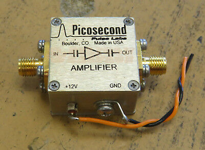 PicoSecond Pulse Labs 5828 15GHz Ultra-Broadband Amplifier