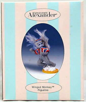 "Madame Alexander Winged Monkey Figurine Wizard of Oz 5 3/4"" with Box & COA New"