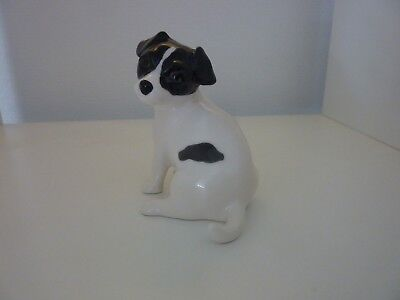 Small John Beswick Jack Russell 'sitting' a lovely collectors gift exc cond