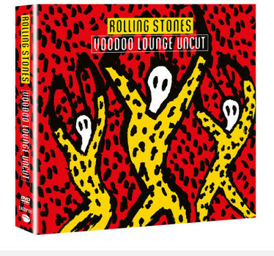 The Rolling Stones - Voodoo Lounge Uncut (DVD + 2 CDs) [New DVD]