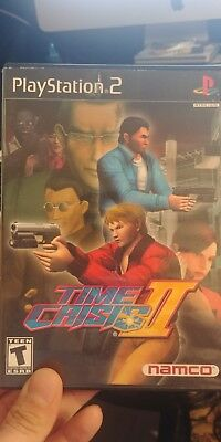 Time Crisis II (Sony PlayStation 2, 2001)