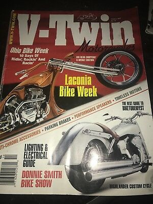 'V-Twin Motorcycles' magazine 2007 No 78