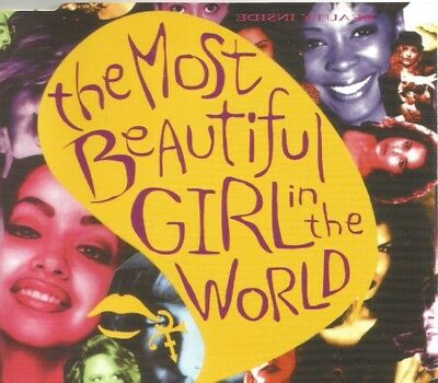 Prince - The Most Beautiful Girl In The World 1994 CD single