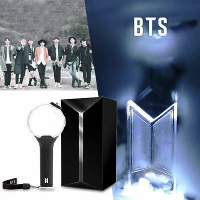 Bts - Official Light Stick Army Bomb Ver 3 With Tracking Num, Sealed