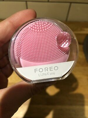 FOREO LUNA Play Petal Pink *Authentic*