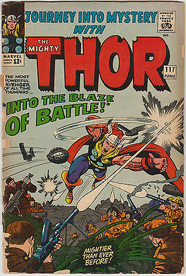 Journey into Mystery #117, Thor, Marvel Comics