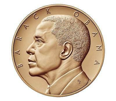 Usa Medal Bu Barack Obama (Second Term) Of President Of The Uinted States 15/16
