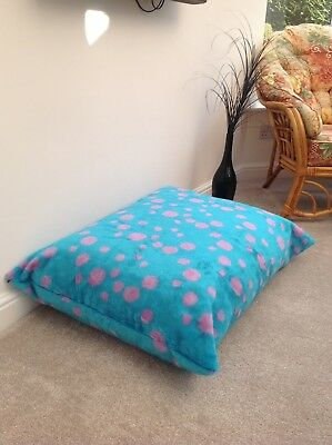 Beanbag Adults / Child Floor Cushion Filled Faux Fur Monster Inc 3ft Size New