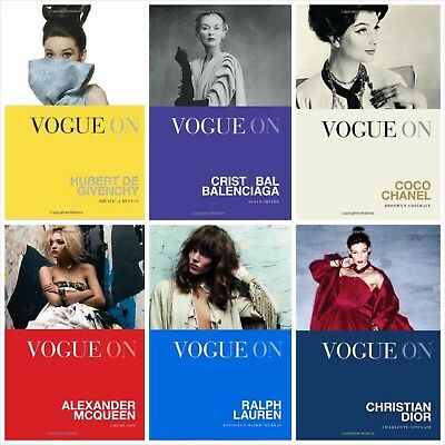 Vogue On Designers Collection (9 Books)