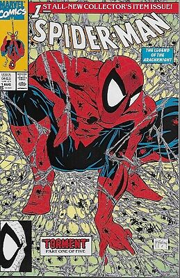 Spider-Man No.1 / 1990 Todd McFarlane / Regular Edition