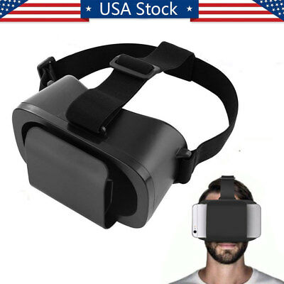 Virtual Reality VR Headset 3D Glasses for Android IOS iPhone 7 8 X US Stock