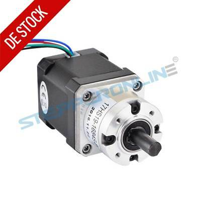 Planetary Gearbox 5:1 High Torque Nema 17 Stepper Motor 1.68A 48mm 3D Printer